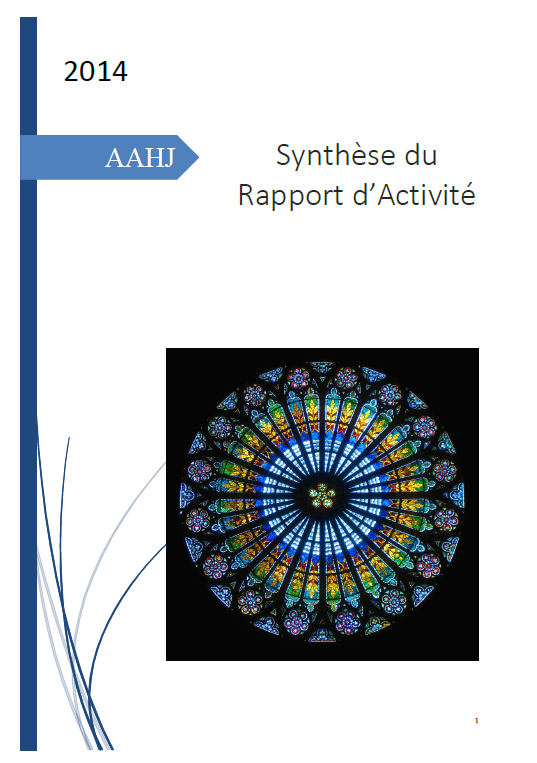 synthese rapport activite 2014